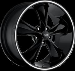 Foose Wheels Legend-F104-Black