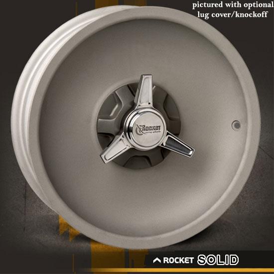 Rocket Racing Wheels-Solid