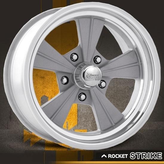 Rocket Racing Wheels -Strike-AsCast