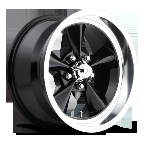 US Mags Standard-U107-Gloss-Black