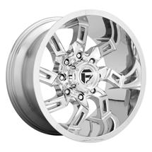 Fuel Off-Road D746-Lockdown-Chrome