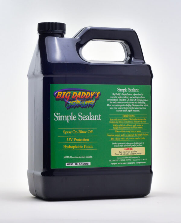 Big Daddy's Simple Sealant Gallon